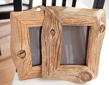 Rustic Naily Pine Barnwood Has A One Of A Kind Look That Is About As